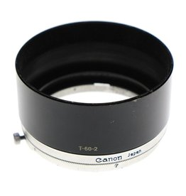 Canon Canon T-60-2 lens hood for FL 85mm f1.8 & others.