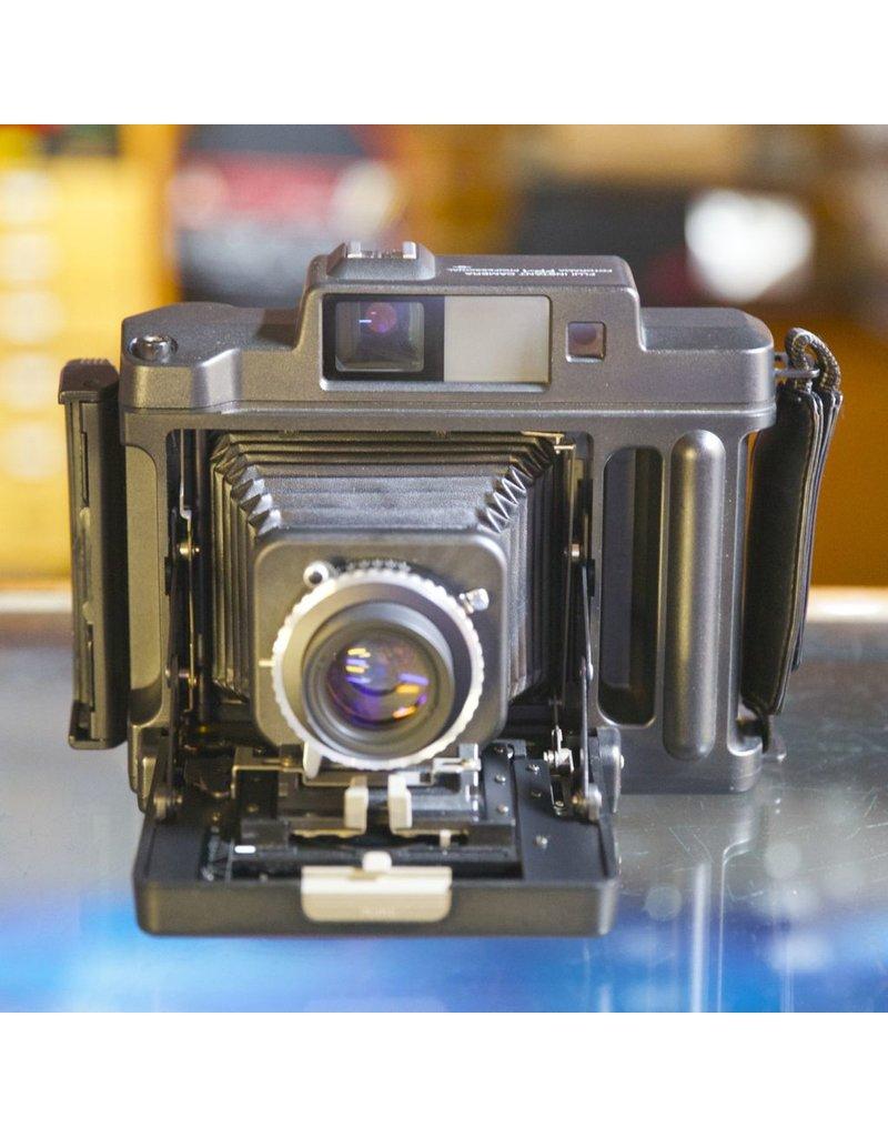 Fujifilm Fuji Fotorama FP-1 Professional instant camera.