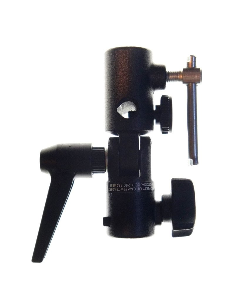 RENTAL Manfrotto 026 Lite-Tite Swivel & Umbrella adapter rental.