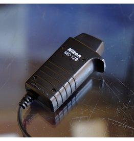 Nikon Nikon MC-12B cable release for 2-pin remote socket.