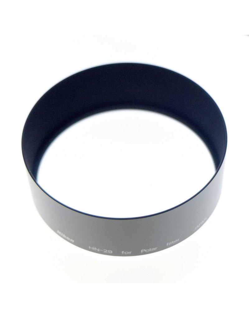 Nikon Nikon HN-29 lens hood for Nikon polarizing filter (w/ box)