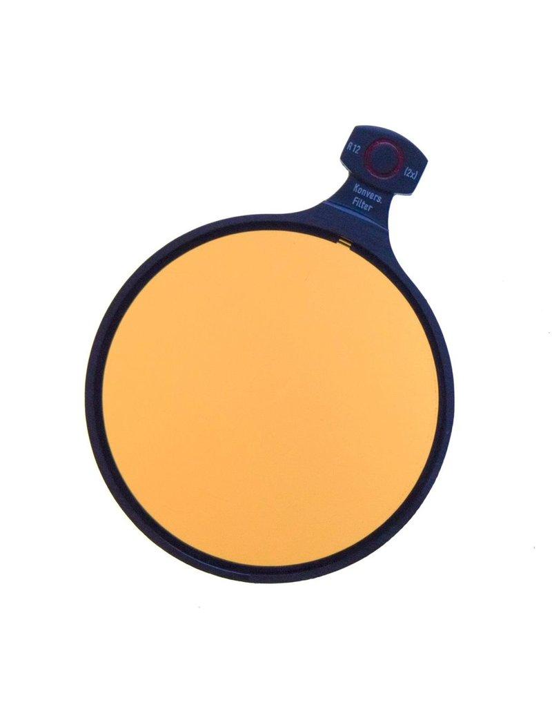 Linhof Linhof 70mm slip-in filter, R1 (Tungsten)