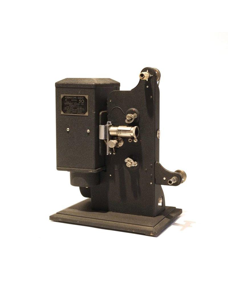 Kodak Kodak Kodascope 8 Model 50 Motion Picture Projector (c.1937)