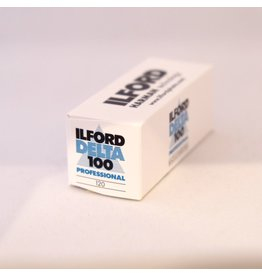 Ilford Ilford Delta 100 black and white film. 120.
