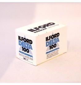 Ilford Ilford Delta 100 black and white film. 135/36.