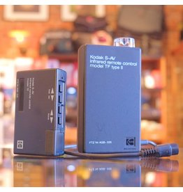 Kodak Kodak S-AV Infrared Remote Control Model TF Type II.