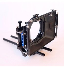 RENTAL Ikan Tilta 4x4 Carbon Fibre Mattebox Rental.