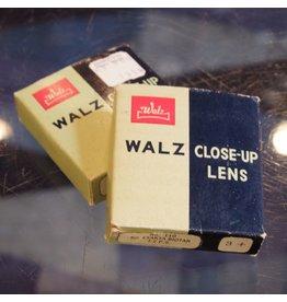 Nikon Walz Close-Up lenses +1 & +3 for Exakta Biotar f2 P.S.