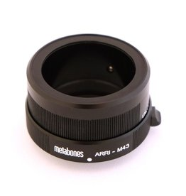 Metabones Metabones Arriflex-Micro Four Thirds adapter.