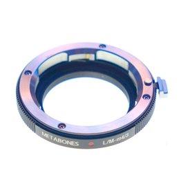 Metabones Metabones Leica M to Micro Four Thirds adapter.