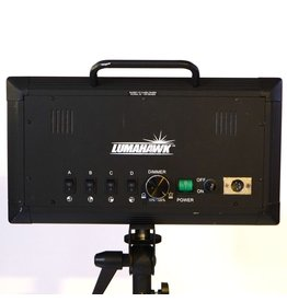 RENTAL Lumahawk 2x 500w LED panel outfit rental.