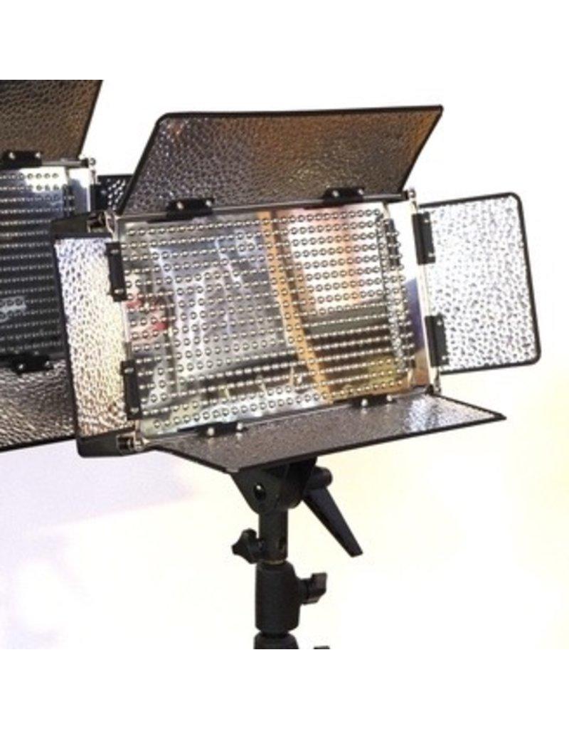 RENTAL Lumahawk 2x 500w LED panel outfit rental.