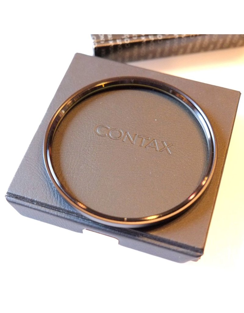 Contax Contax 86mm UV filter.