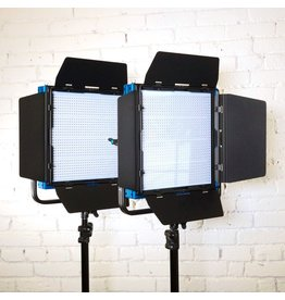 RENTAL Dracast 2x 1000W LED panel outfit rental.