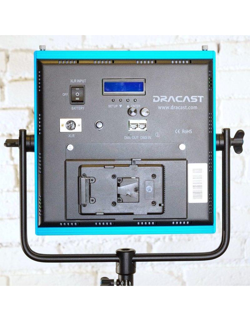 RENTAL Dracast 2x 1000W LED panel outfit rental.