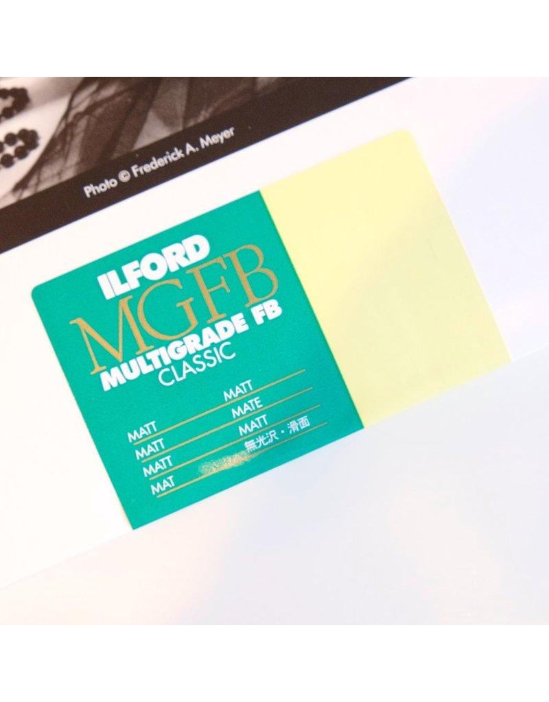 Ilford Ilford Multigrade IV FB Matt paper (25 sheets)