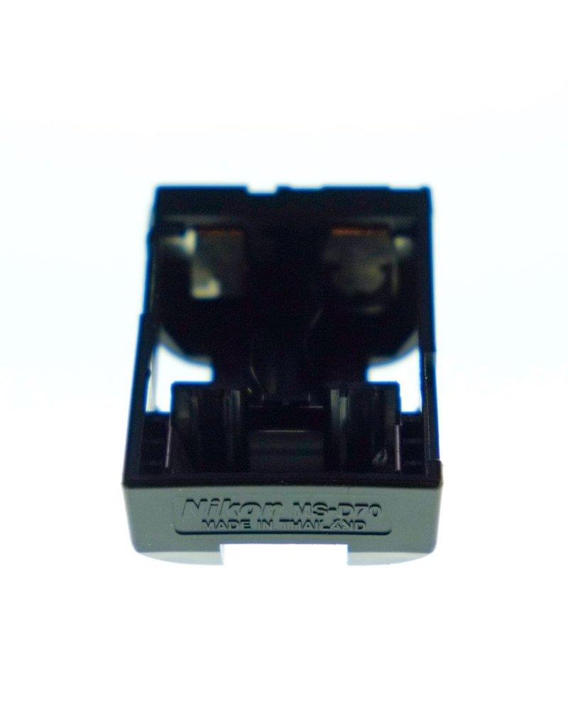 Nikon Nikon MS-D70 CR2 holder for D70.
