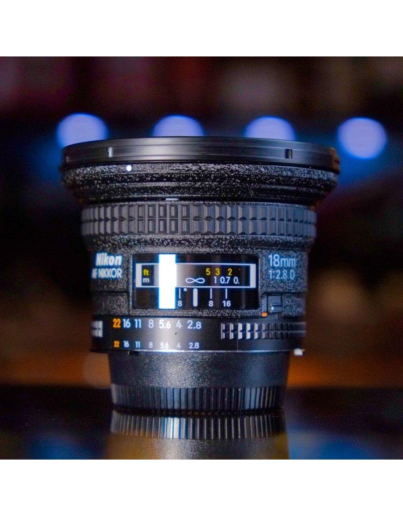 Nikon Nikon 18mm f2.8D AF Nikkor.