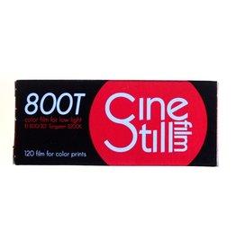 Cinestill Cinestill 800 Tungsten colour negative film. 120.