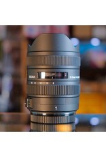 Sigma Sigma DC 8-16mm f4.5-5.6 HSM.