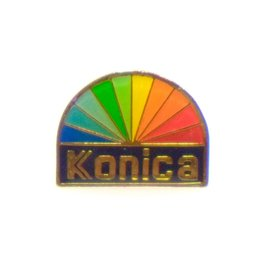Other Konica pin.