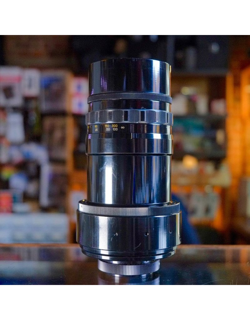 Other MTO 500mm f8 Mirror Telephoto.