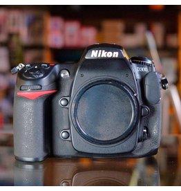 Nikon Nikon D300.