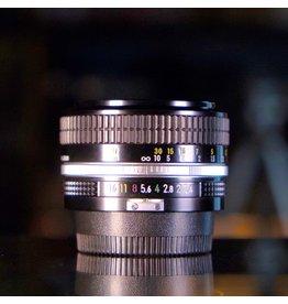 Nikon Nikon 50mm f1.4 pre-AI Nikkor.