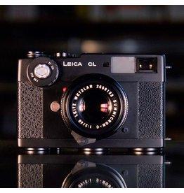 Leica Leica CL w/ 40mm f2 Summicron-C