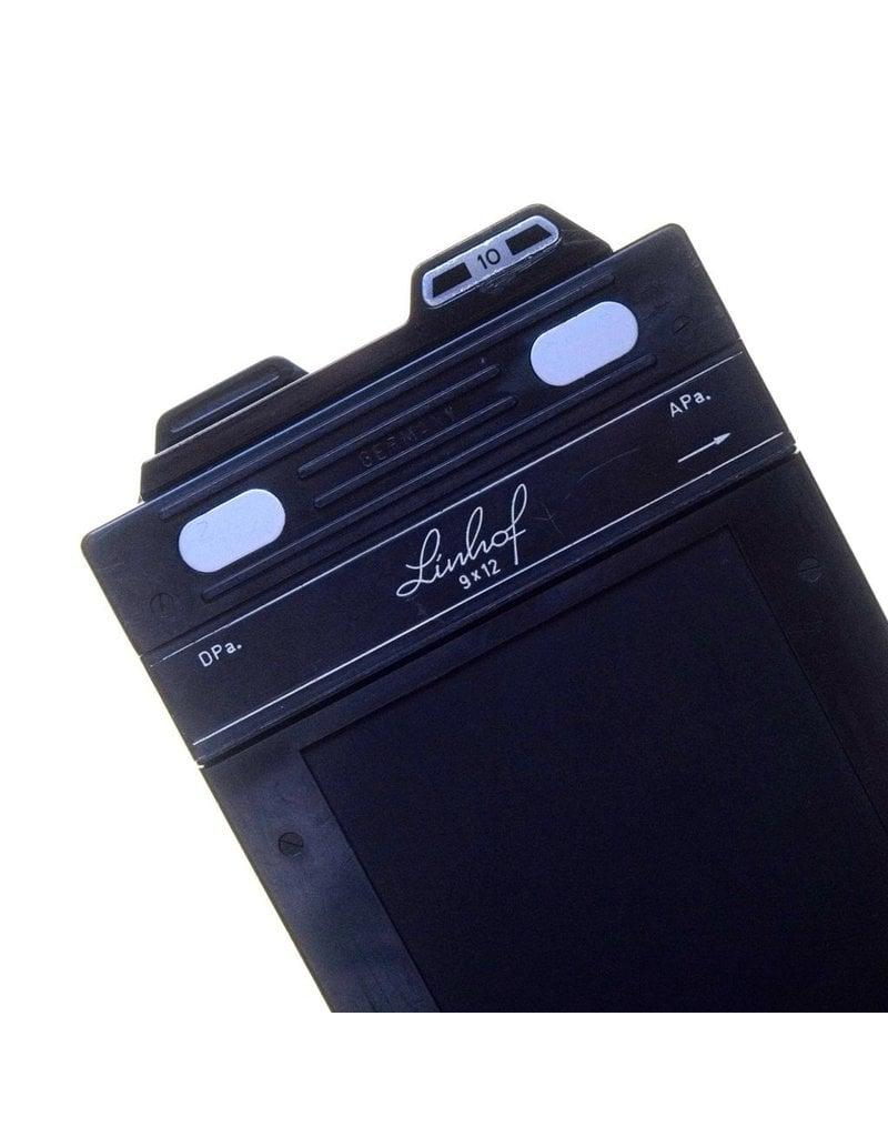 Linhof Linhof 9X12cm sheet film holder.