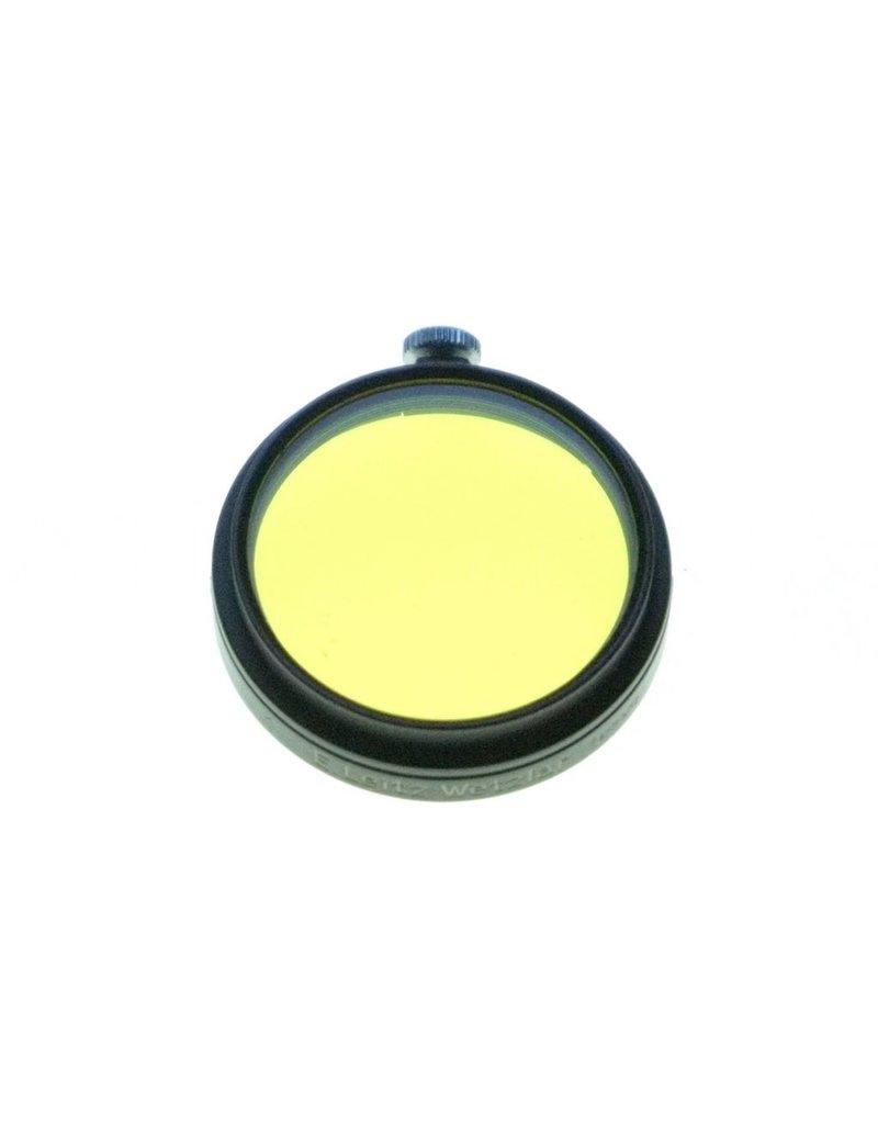 Leica Leitz A36 FIGRO (1, yellow no.1) filter.