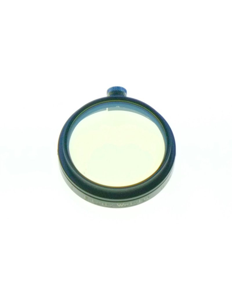 Leica Leitz A36 FIHEL (0, yellow no.0) filter.