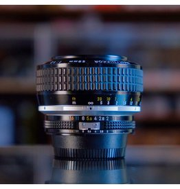 Nikon Nikon 58mm f1.2 Noct-Nikkor.