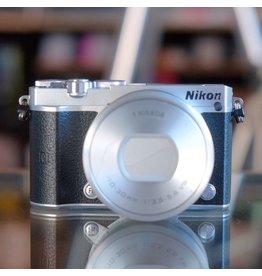 Nikon Nikon 1 J5 w/ 10-30mm f3.5-5.6 VR.