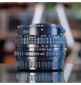 Pentax SMC Pentax-A 645 L.S 75mm f2.8.