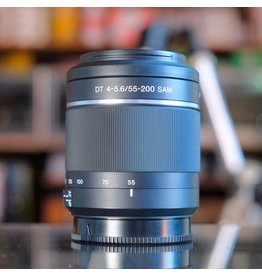 Sony Sony DT 55-200mm f4-5.6 DT SAM.