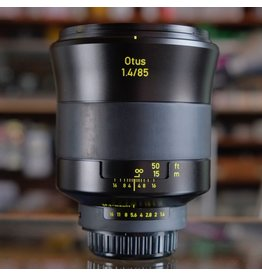 Zeiss Zeiss Otus 85mm f1.4 APO Planar T* ZF.2
