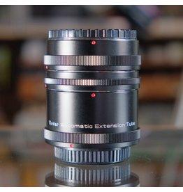 Vivitar Vivitar Automatic Extension tube set for Canon FD.