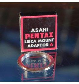 Pentax Asahi Pentax Leica Mount Adapter A (LTM->M42)