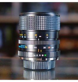 Minolta Minolta MD Zoom 28-70mm f3.5-4.8.