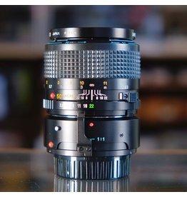 Minolta Minolta MD Macro 50mm f3.5.
