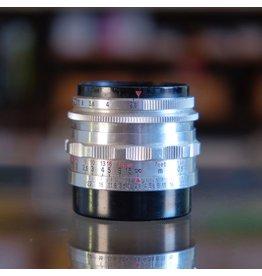 Carl Zeiss Carl Zeiss Jena Tessar 50mm f2.8 T.