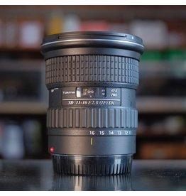 Tokina Tokina AT-X Pro SD 11-16mm f2.8 (IF) DX.
