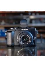 Olympus Olympus E-PL2 w/ 14-42mm f3.5-5.6.