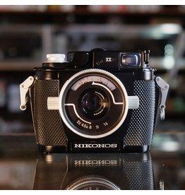 Nikon Nikon Nikonos II.