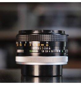 Canon Canon FD 50mm f1.8 S.C.