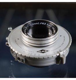 """Ilex Ilex-Calumet Caltar 8.5"""" (215mm) f6.3."""