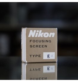 Nikon Nikon Type K focusing screen for Nikon F2.