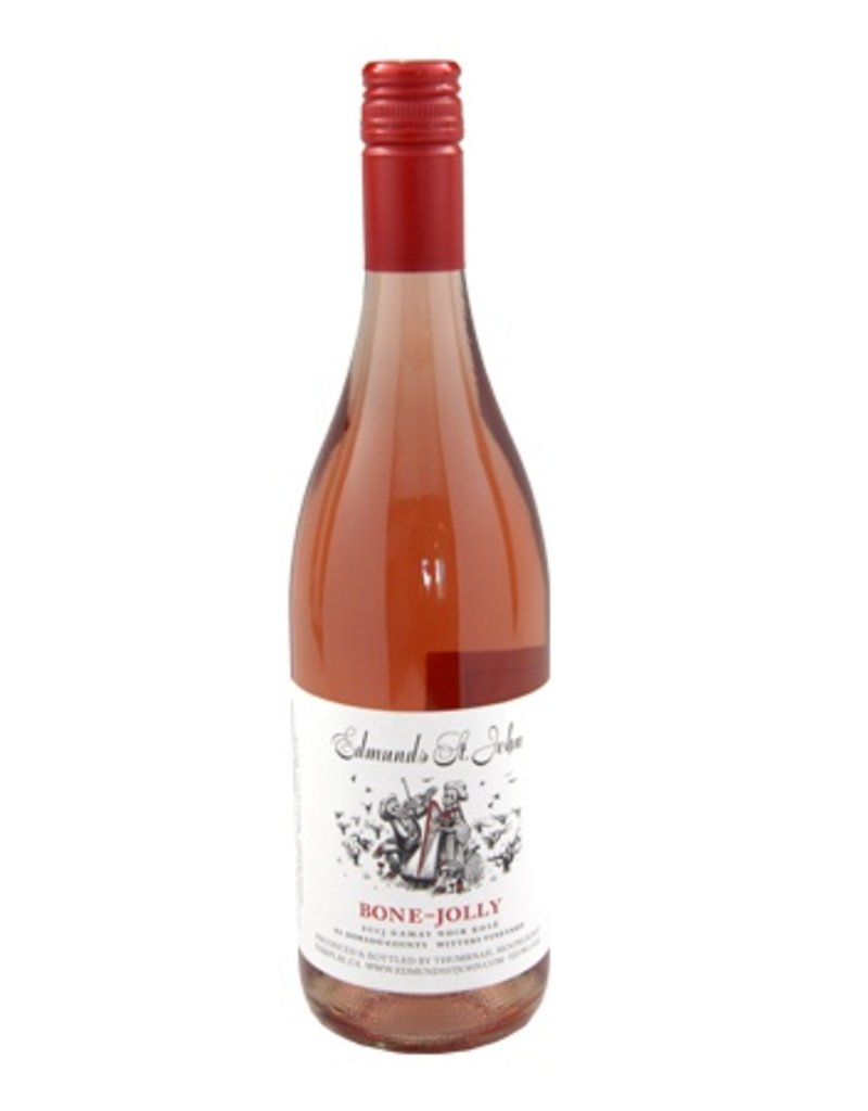 Edmunds St. John Bone-Jolly Gamay Rose 2017 - Pre Arrival