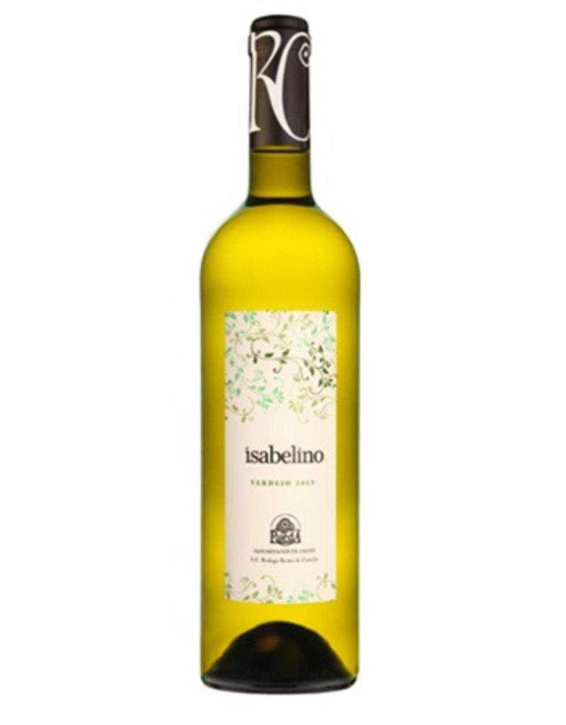 Isabelino Rueda White Blend 2016